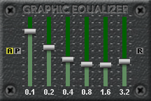 Graphic Equalizer 216x144