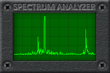 Spectrum Analyzer 216x144