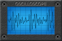 Oscilloscope Blue 216x144